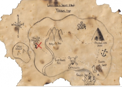 """Игры песочной терапии на развитие мышления для детей: """"Учись считать"""", """"Карта сокровищ"""" и """"Отгадай-ка"""""""