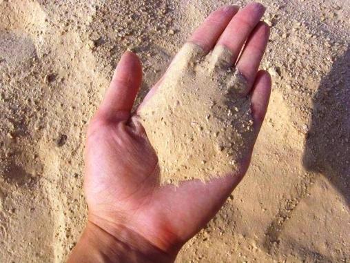 """Песочная терапия """"Разговор с руками"""""""