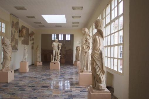 Музейные статуи