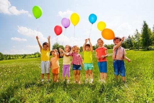 Волшебные воздушные шары