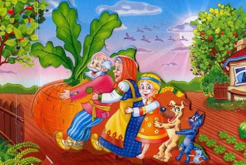 Ролевая игра сказка для детей старщая группа сюжетно ролевая игра