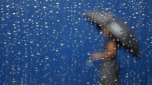 Дождь идёт