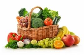 Подвижная игра «Фрукты и овощи»