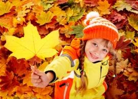 Музыкальная игра «Осень спросим»