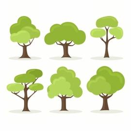 Пальчиковые игры про деревья: березу, елку, орешник