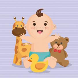 Для детей от 9 до 12 месяцев