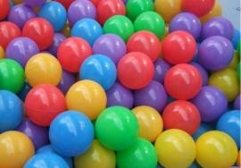 Ослики, медвежата и цветные шарики